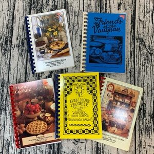 Other - Community Cookbooks Lot of 5